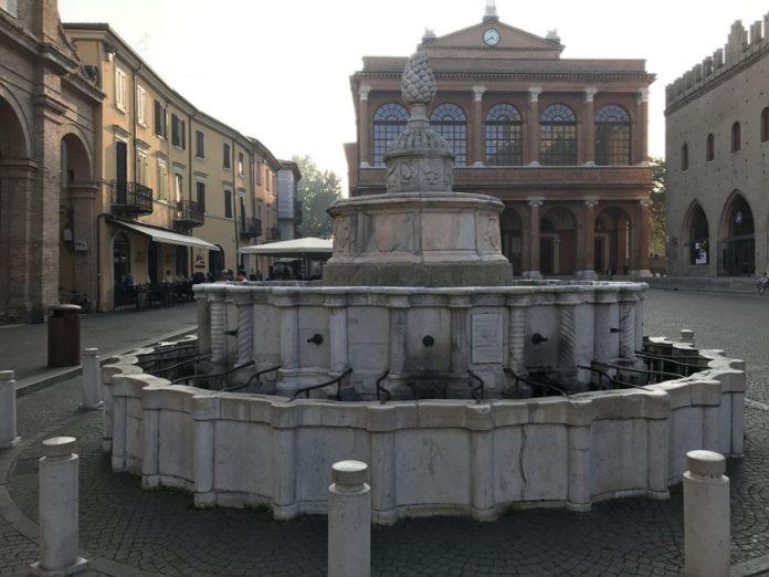fontana pigna cavour