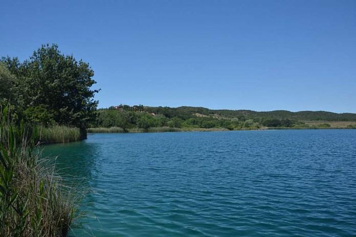 lago accesa massa marittima