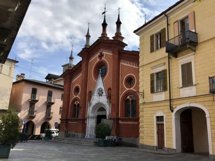 chiesa dronero parrocchiale
