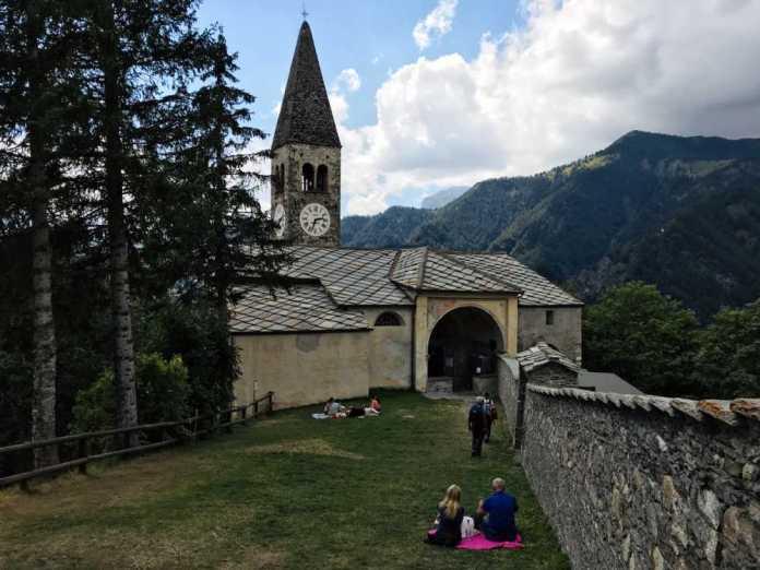 chiesa santa maria assunta elva
