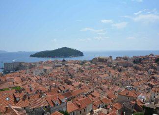 panorama città vecchia