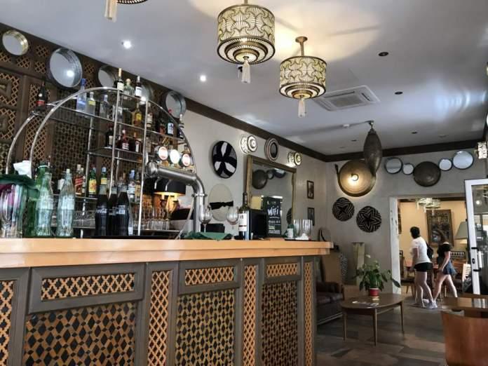 mosaiko silves ristorante