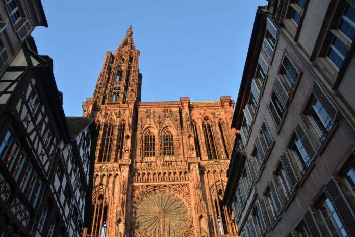 cosa vedere strasburgo un giorno cattedrale