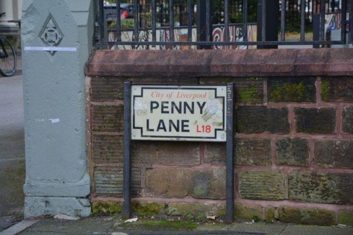 cosa vedere liverpool un giorno penny lane