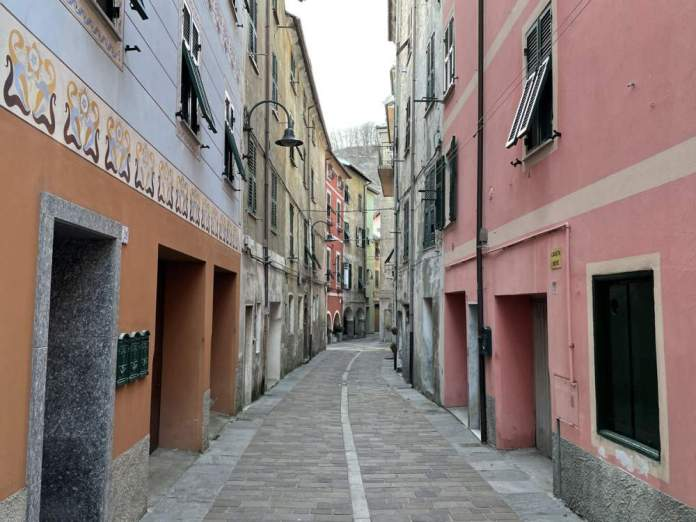 valle stura genova rossiglione centro storico