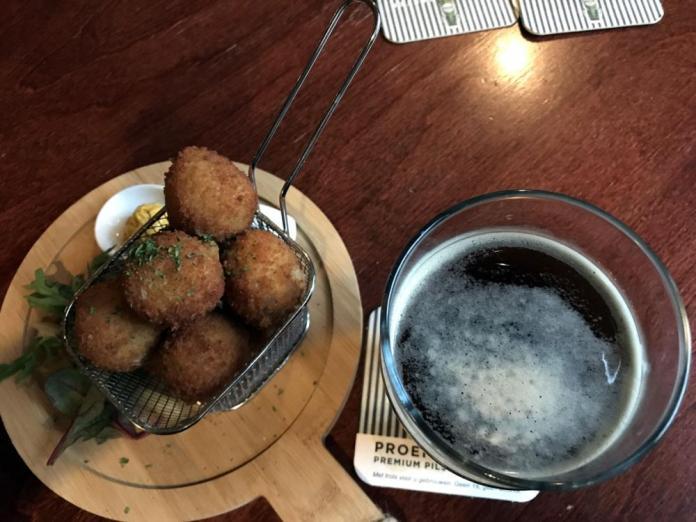 bitterballen aperitivo