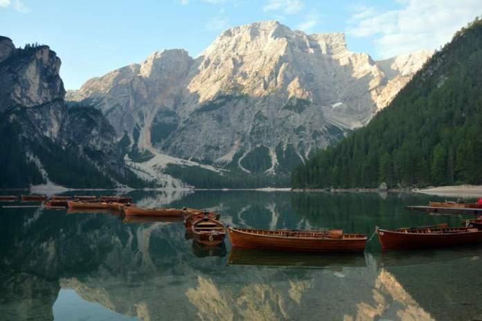 dove andare vacanza estate italia lago braies
