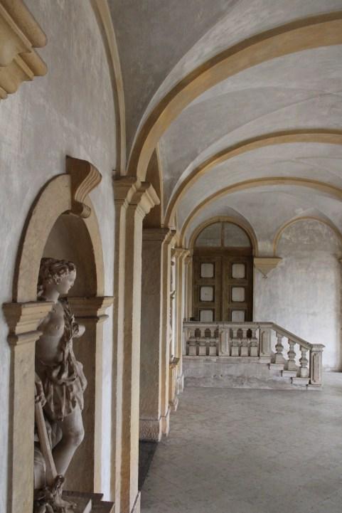Villa Sagramoso, dettagli