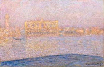Il Palazzo Ducale visto da San Giorgio Maggiore