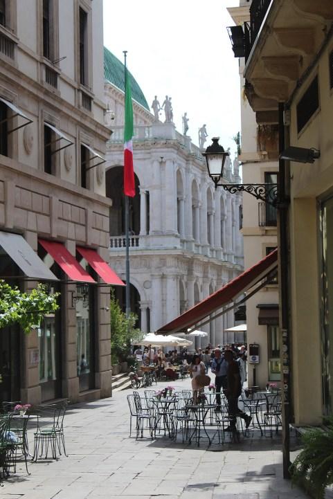 La Basilica da Contrà Cavour