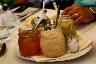 Mostarda, Cren, Salsa Tartara e Salsa Verde