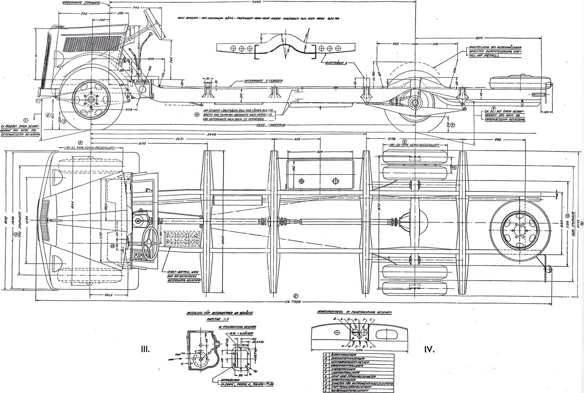 Looking For Free Truck Blueprints Source