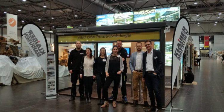 Team Von Pietzsch Terrassenwelten Auf Der Leipziger Messe Haus