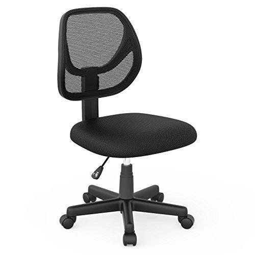 1home ergonomique en tissu maille reglable pivotant executive chaise de bureau bureau d ordinateur