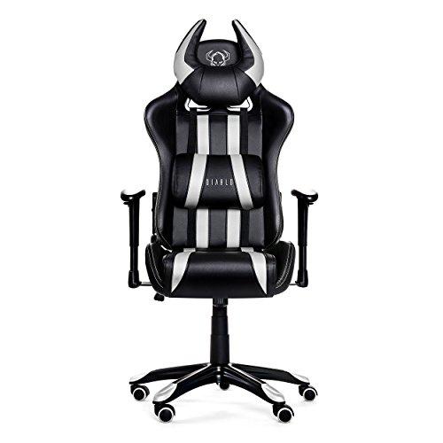 Diablo X One Horn Fauteuil Gamer Chaise De Bureau En
