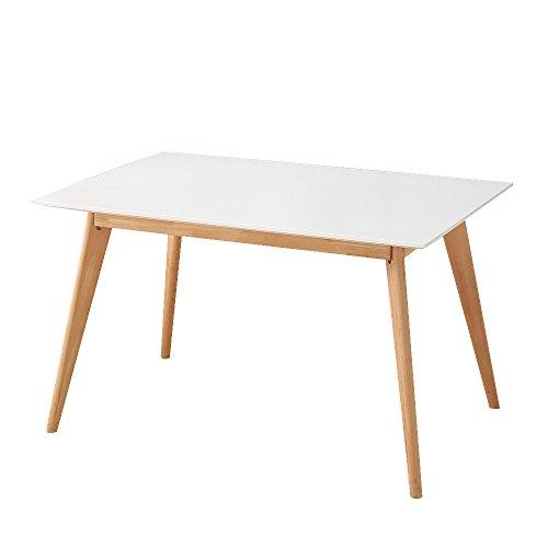table de salle a manger extensible 6 8 personnes design scandinave table a manger en bois
