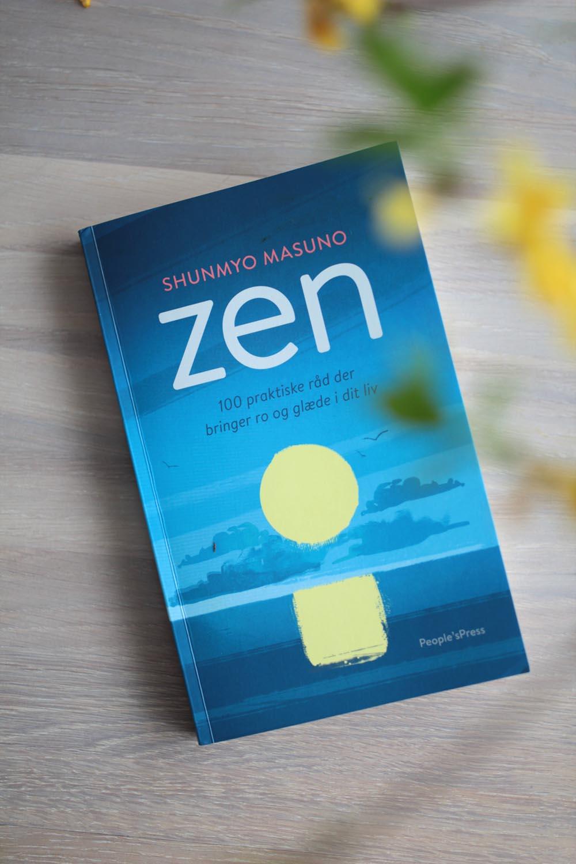 Zen af Shunmyo Masuno - boganmeldelse - sådan finder du indre ro