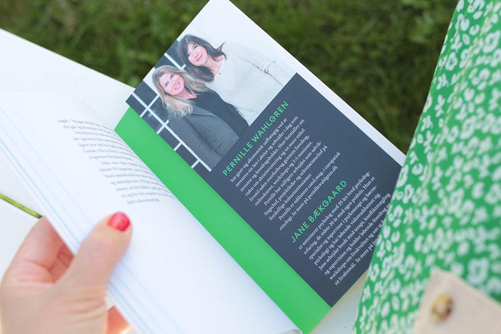 Investér i livet - forfatterne pernille wahlgren og jane bækgaard
