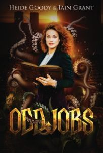 book cover for Oddjobs