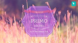 Primo Piatto featured image for Advent via Pigeons Café