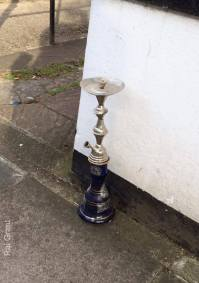 Free Shisha, pipe not included