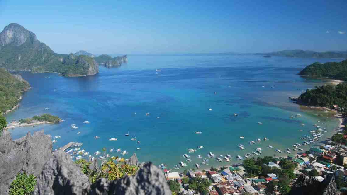 île de Palawan Nord