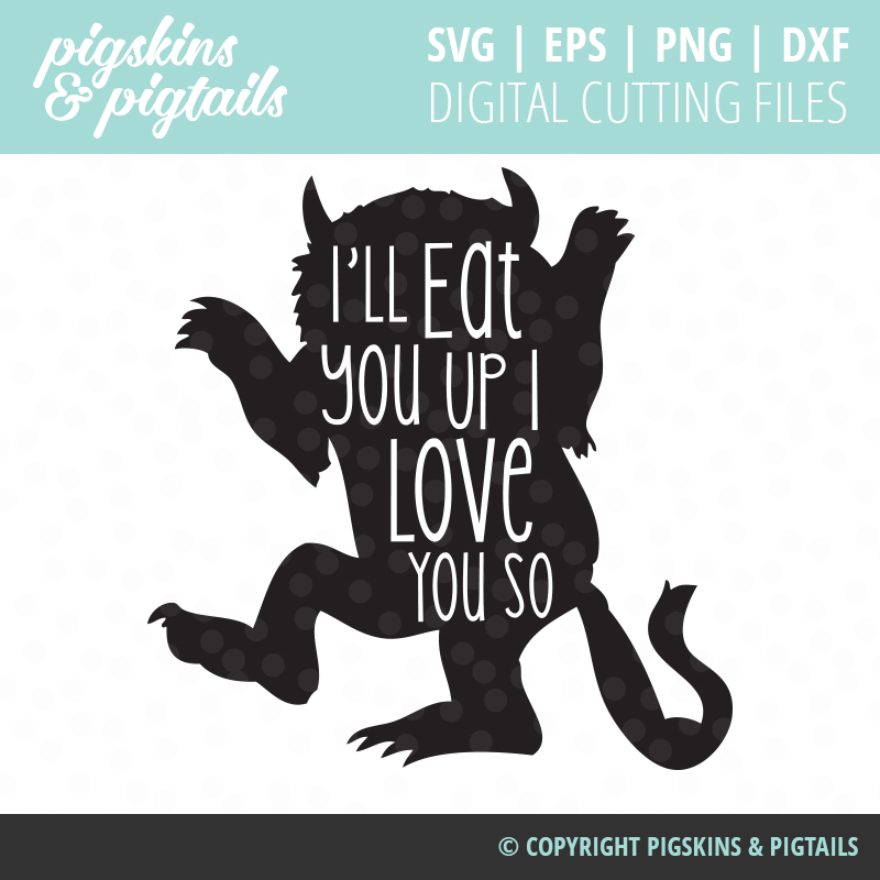 Download Where The Wild Things Are   Pigskins & Pigtails