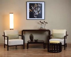 Indoor furniture manufacture
