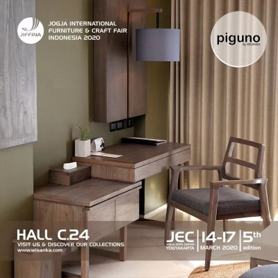 JIFFINA 2020 Jogja Furniture and Craft Fair (Events)