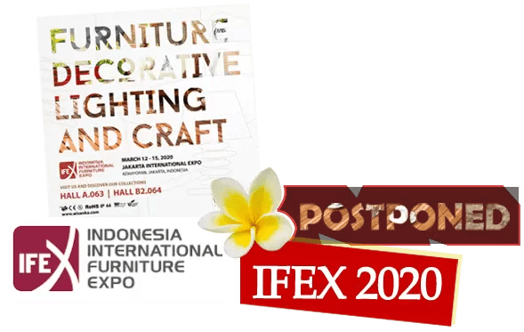 Indonesia Ifex 2020 Postponed, IFEX 2020 delayed caused the Coronavirus