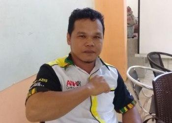 Ket: Ketua ANH 18 Community Kaharuddin Pallemmai (foto: Fandy/PIJAR)
