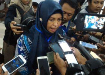 Kuasa Hukum KPU Makassar, Marhumah Majid.(ist)