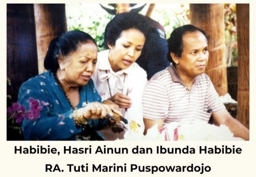Ibunda BJ Habibie
