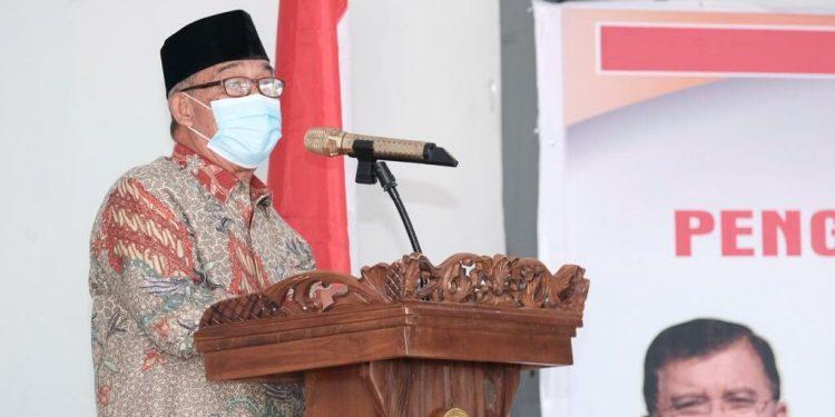 Hadiri Pelantikan PMI Parepare, Pangerang Rahim Ucapkan Selamat