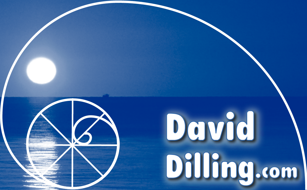 David Dilling banner logo for DavidDilling.com
