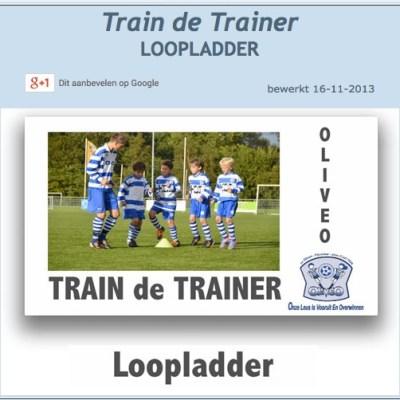Train de Trainer Loopladder