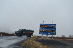 Carretera cerrada