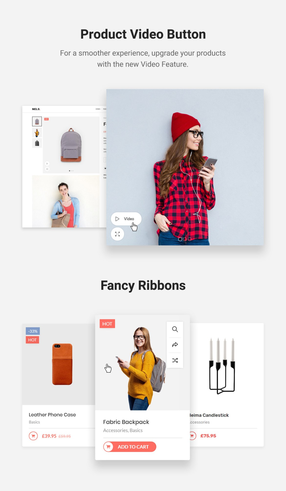 Nels - An Exquisite eCommerce WordPress Theme - 6