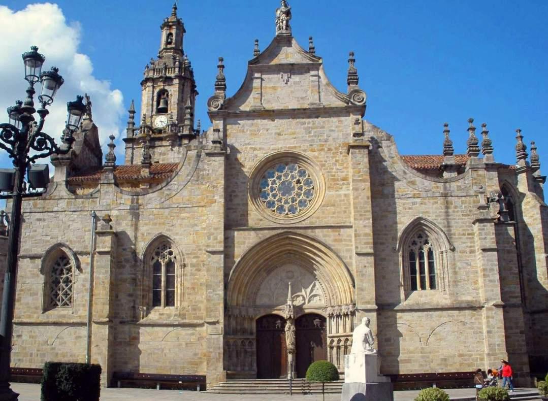 Casco medieval de Balmaseda