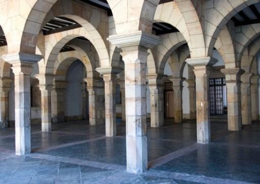 Casa consistorial de Balmaseda