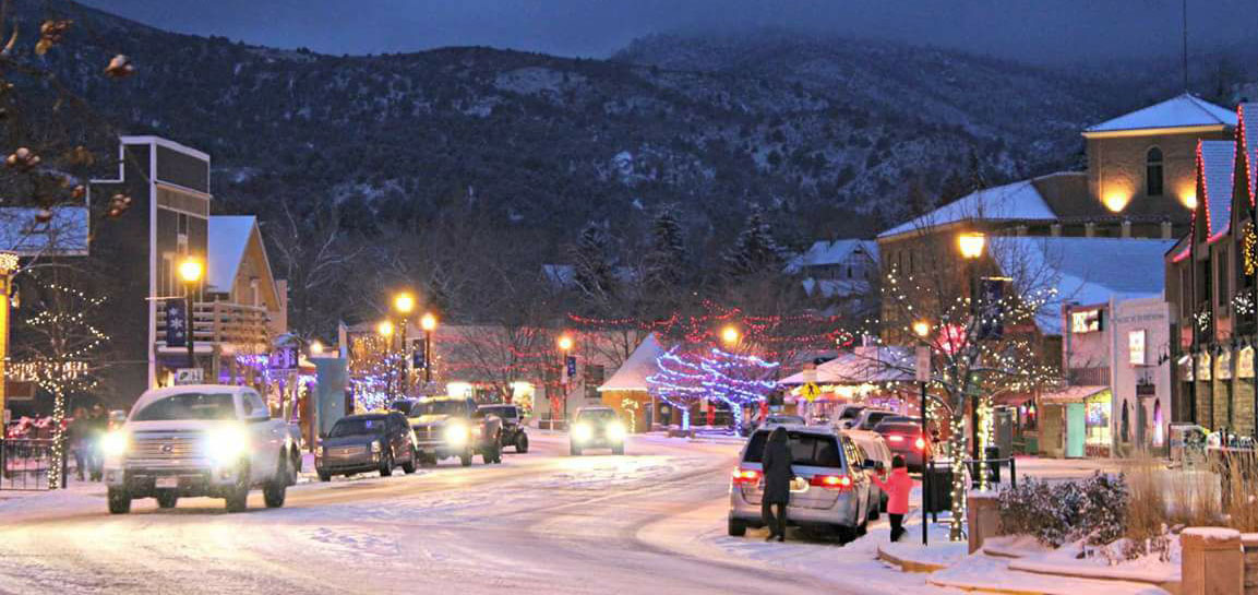 Holiday Shopping In Colorado Springs Visit Pikes Peak
