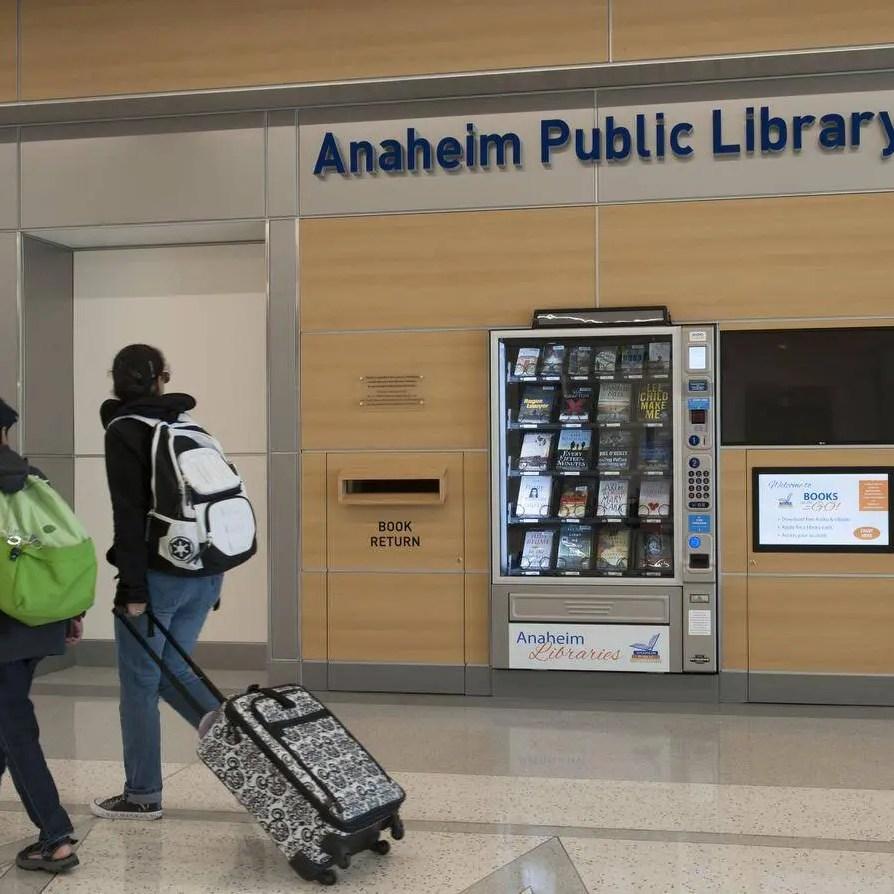 lending library machine