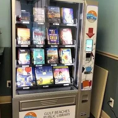 library media lending box