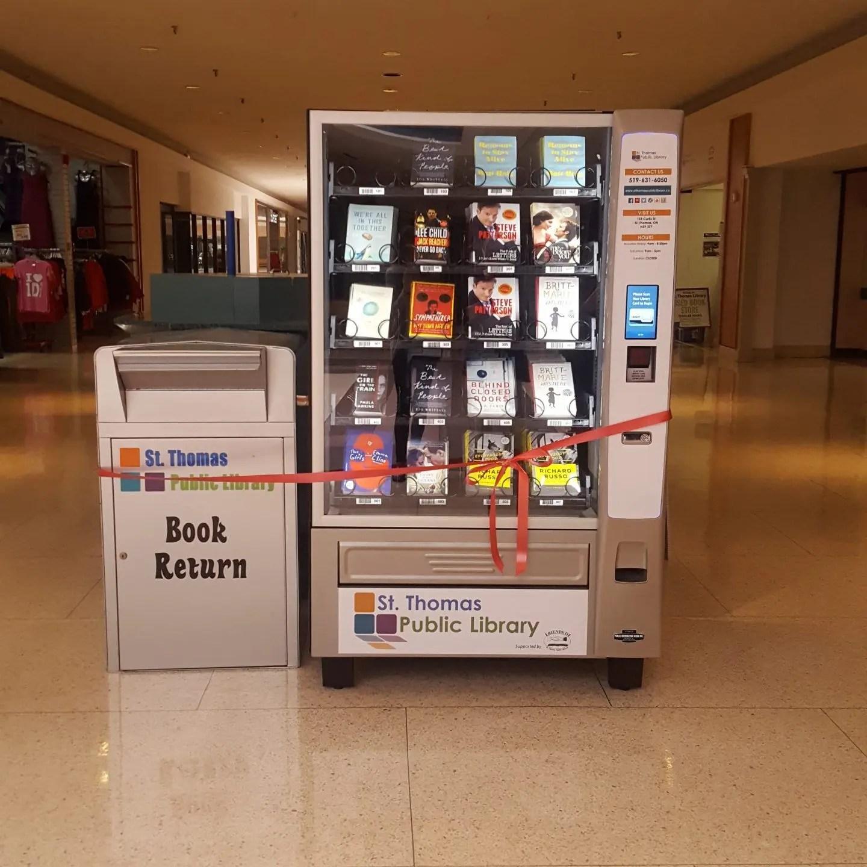 lending library box