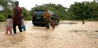 Banjir di Hagu