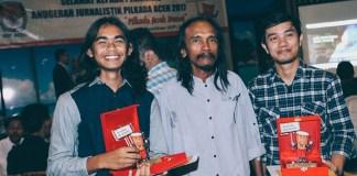 Photografer dan Wartawan Pikiran Merdeka Juarai Lomba KIP Aceh. (IST)