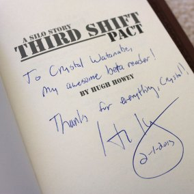 Third Shift: Pact by Hugh Howey