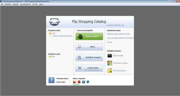Flip Shopping Catalog v2.4.6 - Ita