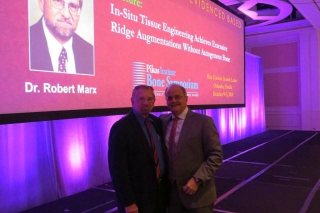 Day 2 - Dr. Robert Marx