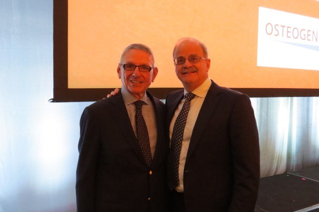 Day 3 - Dr. Myron (Ron) Nevins and Dr. Michael Pikos